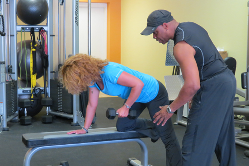 Personal Strength Training